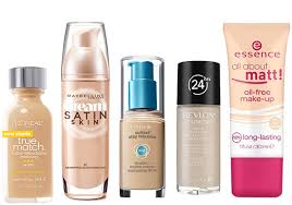 light coverage foundation for oily skin the 10 best foundations for oily skin cosmo ph