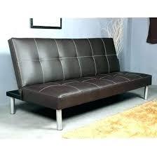 but canap lit sofa lit cuir top canape lit en cuir canape convertible simili cuir