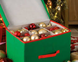 Plastic Storage Boxes For Christmas Decorations by Best 25 Ornament Storage Box Ideas On Pinterest Ornament