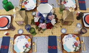 bohemian inspired tablescape u0026 styling tips confettistyle