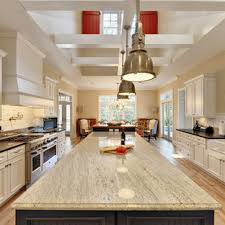 granite ideas for white kitchen cabinets two different granite countertops houzz