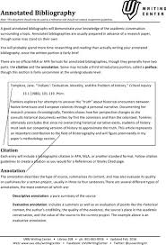 Show an example of annotated bibliography dailynewsreports  Show an example  of annotated bibliography dailynewsreports APA Style Blog
