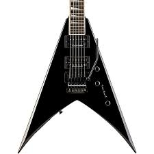 jackson kv2 king v usa electric guitar black musician u0027s friend