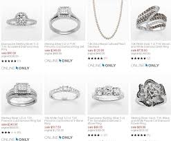 engagement rings kohl s kohl s jewelry discount 70 jewelry from pearl necklace to