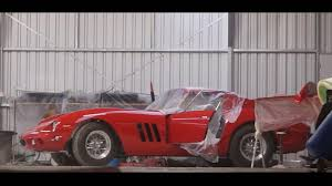 gto replica for sale this 250 gto replica was built in a shed overrun with