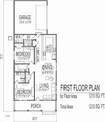floor plans for narrow lots house plan new 5 bedroom house plans narrow lot 5 bedroom house