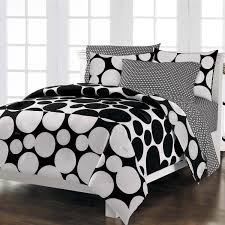 black and white teen bedding best home interior and architecture