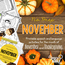 thanksgiving excelent what is thanksgiving no prep november and