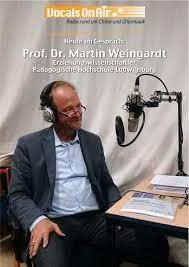 Dr Martin Baden Baden Wie Ticken Jugendliche U2013 Vocals On Air Im Interview Mit Prof Dr