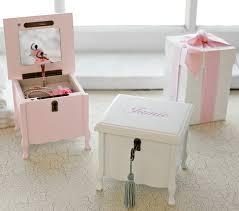 personalized ballerina jewelry box mill valley small jewelry box pottery barn kids