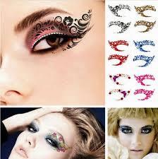 eyeliner eyelid temporary sticker makeup eye shadow