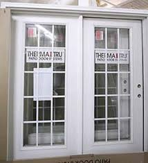 Patio Replacement Doors Sliding Glass Door Replacement Options