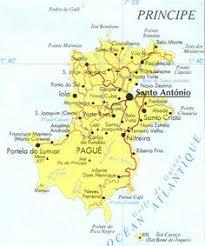 map of sao tome são tomé and principe map information graphics maps