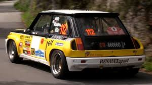 renault 5 renault 5 turbo homologation version rally group b shrine