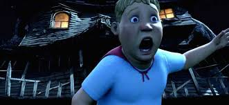 monster house com reeling the movie review show s review of monster house