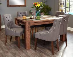 6 seater dining table and chairs shiro walnut 6 seater dining table set accent socdr04b cdr03f