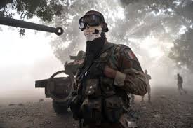 how to make a cod ghost mask french military says a soldier wearing a call of duty scarf is