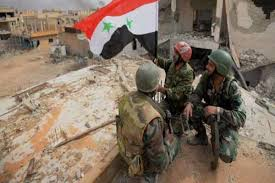 siege army syrian army lifts siege on deir ezzor mehr agency