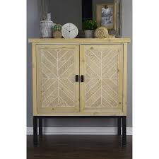 lowes white washed kitchen cabinets homeroots shelly white washed parquet sideboard in the