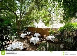 the beautiful garden restaurant stock images image 26350774