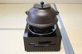 japanese heater electric charcoal heater japanese tea ceremony hakoburo wood box