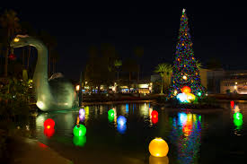 echo lake at disney u0027s hollywood studios glows for the season wdw