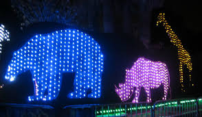 Zoo Lights Schedule by Los Angeles Archives