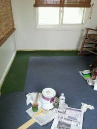 Painting An Outdoor Rug Football Rug For My Sons Room Made With Indoor Outdoor Carpet