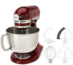 Kitchenaid Mixer On Sale by Kitchenaid 5 Qt 325 Watt Tilt Head Stand Mixer W Flex Edge