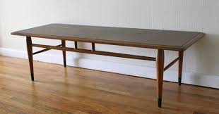 mid modern coffee table mid century modern coffee table by lane picked vintage