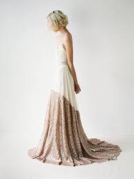 wedding dress etsy etsy wedding dress unconventional bridal gowns