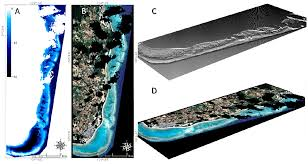 ijgi free full text mapping vhr water depth seabed and land