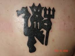 manchester united football club fc tattoo image galleries tattoo