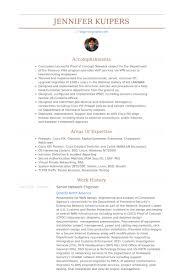 Network Engineer Sample Resume by Senior Network Engineer Cv Beispiel Visualcv Lebenslauf Muster