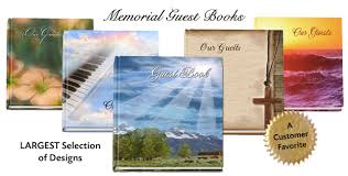 memorial guest book wholesale guest books