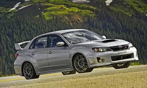 subaru wrx gti ford focus st vs subaru wrx fastestlaps com