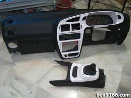 diy proton wira head unit installation car enthusiast car