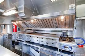 Commercial Kitchen For Sale by High End Kitchen In An Airstream