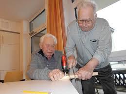Drk Bad Salzungen Nistkästen Für Die Drk Seniorenpflege Drk Kreisverband Bad