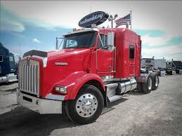 used 2004 kenworth t800 tandem axle sleeper for sale in ms 6513
