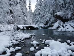 Opal Creek Oregon Map Opal Creek Wilderness U2013 A Day Spent In A Winter Wonderland
