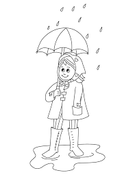 rainy dress coloring pages download free rainy dress coloring