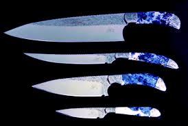 laser kitchen knives kitchen amazing damascus piece knife set paring santoku chefs