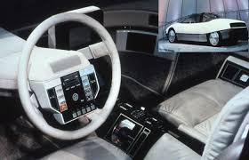 futuristic cars interior these are the seven most futuristic car interiors ever main info