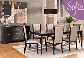 rooms to go kitchen furniture sofia vergara launches furniture collection at rooms to go