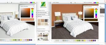 simulateur de chambre simulateur peinture couleur salon chambre zoplan