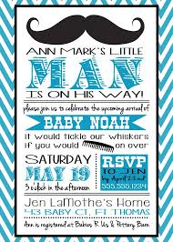 baby shower mustache theme mustache baby shower invite vertabox