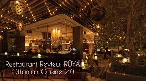 cuisine ottomane review rüya ottoman cuisine 2 0