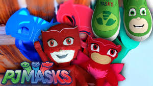 u0027s play pj masks toy u0026 shopping owlette cape mask