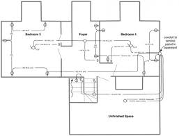 home lighting circuit diagram 100 images www